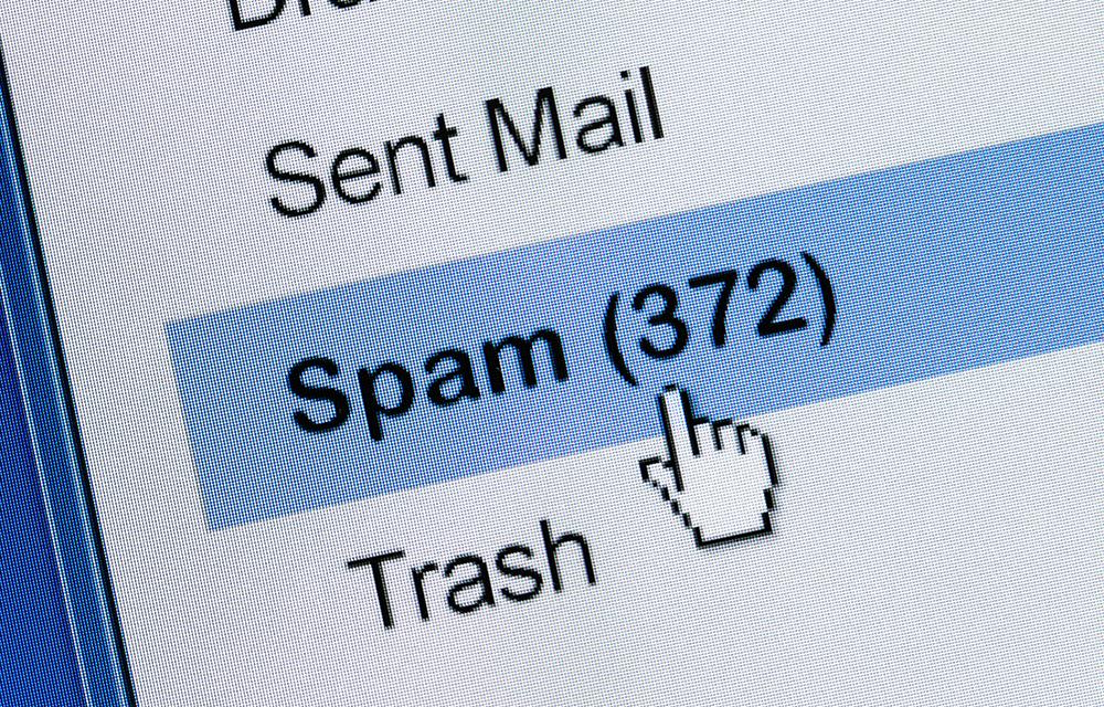 Verstuurde e-mail in spambox? Zo voorkom je het