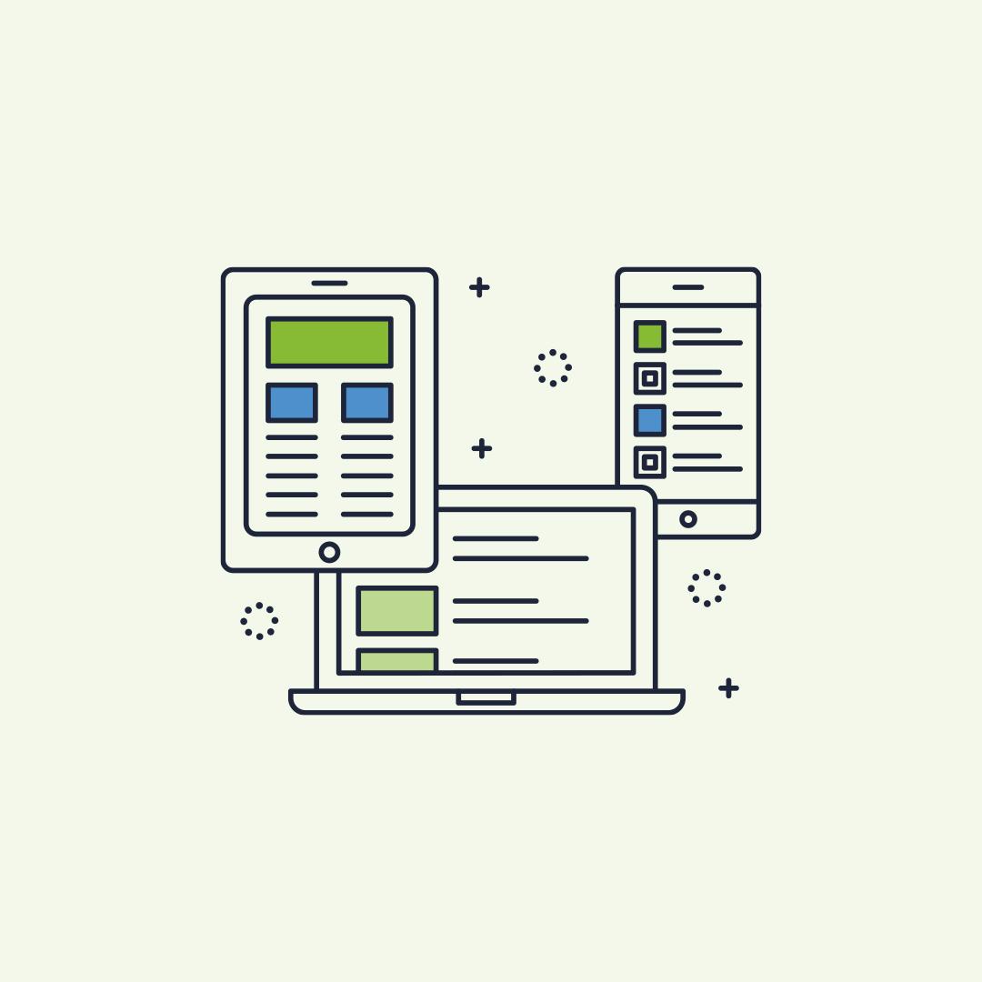 Responsive website en webdesign