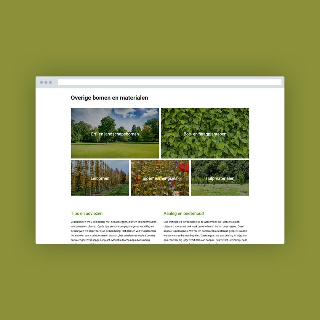 Nieuwe webshop voor Ten Elsen